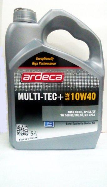 Ardeca Multi-Tec + 10W40 5L
